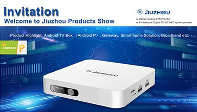 Welcome to Jiuzhou Products Show